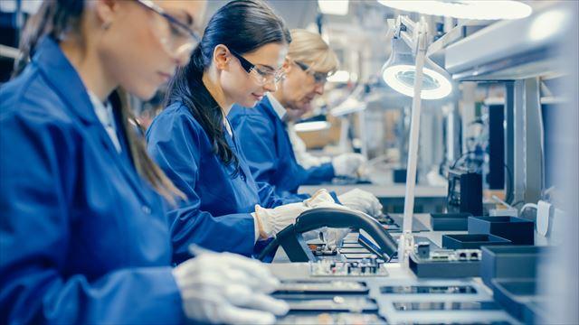 自分に合う職場で働きたい!工場の仕事選びのポイント3選